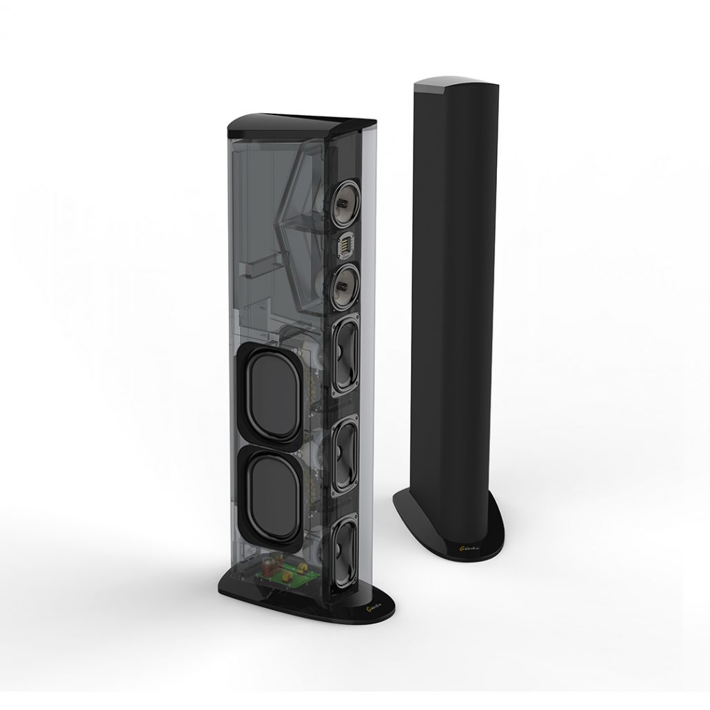 GoldenEar Floor Standing Loudspeakers Triton One Tower Introduction