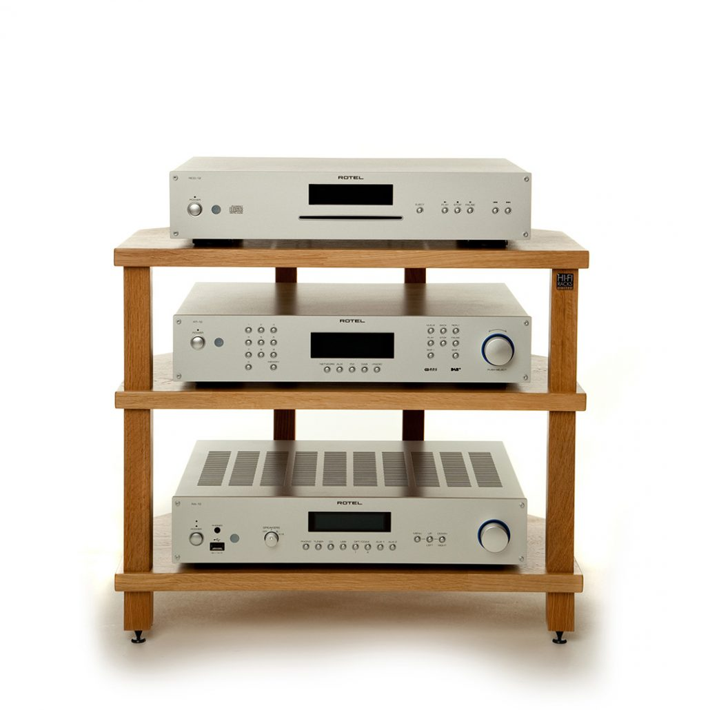 Hi Fi Racks Podium Slimline Akorner Audio Republic Hifi