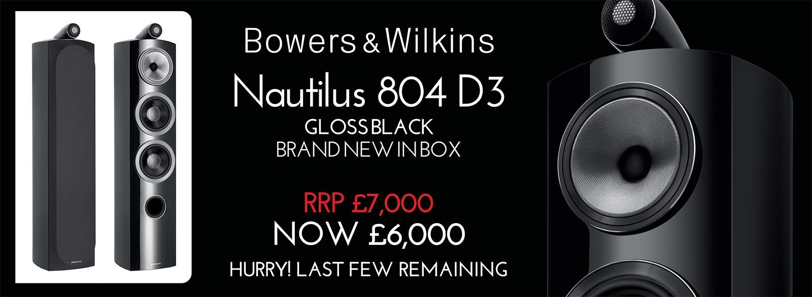 bower and wilkins 804 d3 gloss black
